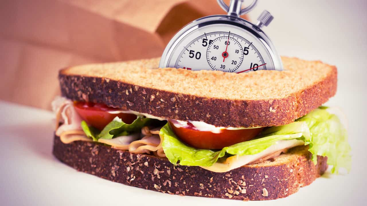 A Third of Us Take the Same Lunch to Work Every Day . . . Here Are the 10 Most Common Lunches