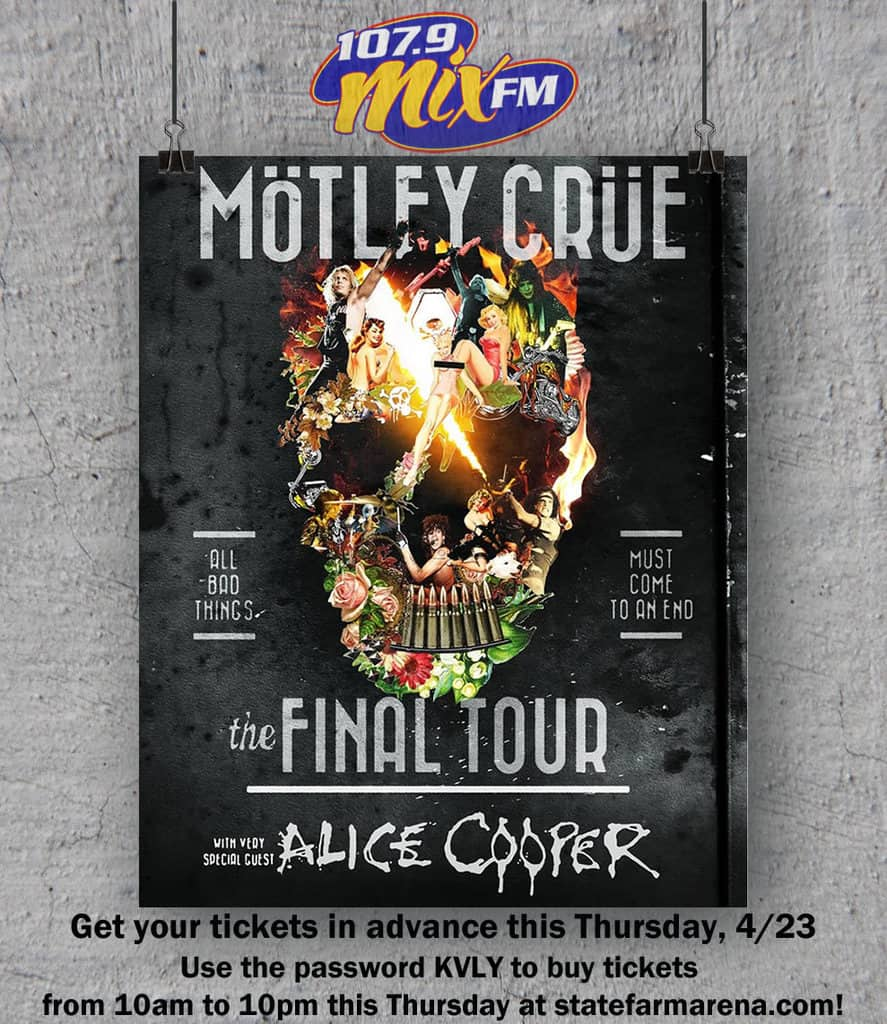 Motley Crue and Alice Cooper — October 5th 2015! @ State Farm Arena