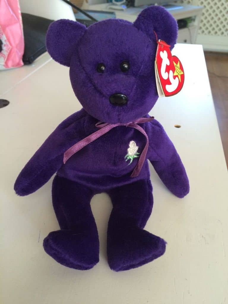 A Couple Bought a Beanie Baby For $15 at a Garage Sale . . . Turns Out It Could Be Worth $93,000