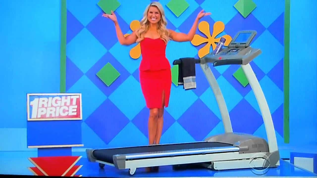 "For the Win! ""The Price Is Right"" Awarded a Treadmill to a Woman in a Wheelchair"
