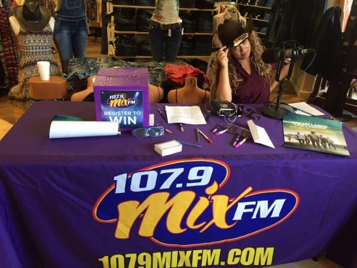 """107.9 Mix FM & Boot Jack present the """"Ultimate"""" Father's Day Giveaway"""