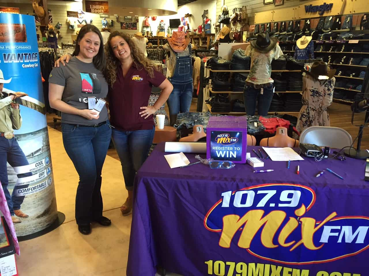 "107.9 Mix FM & Boot Jack present the ""Ultimate"" Father's Day Giveaway"