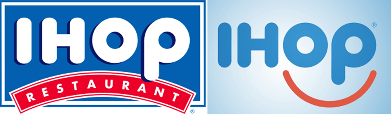 IHOP Just Realized After 20 Years That Their Logo Kinda Looks Like a Frown