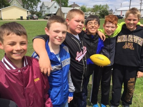 A Group of Fifth Graders Stuck Up for a Special Needs Student, and Changed His Life