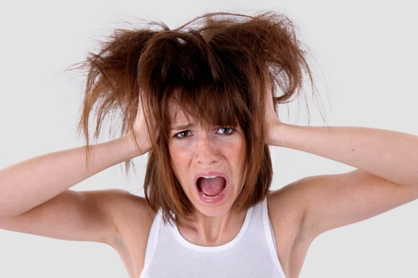 One in 10 Women Have Called in Sick Because They Were Having a Bad Hair Day