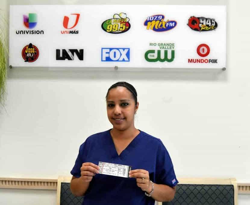 Mana VIP Winner Karla Orozco