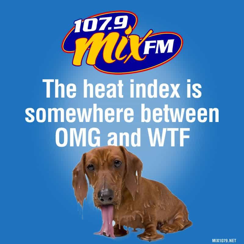 This Heat!!