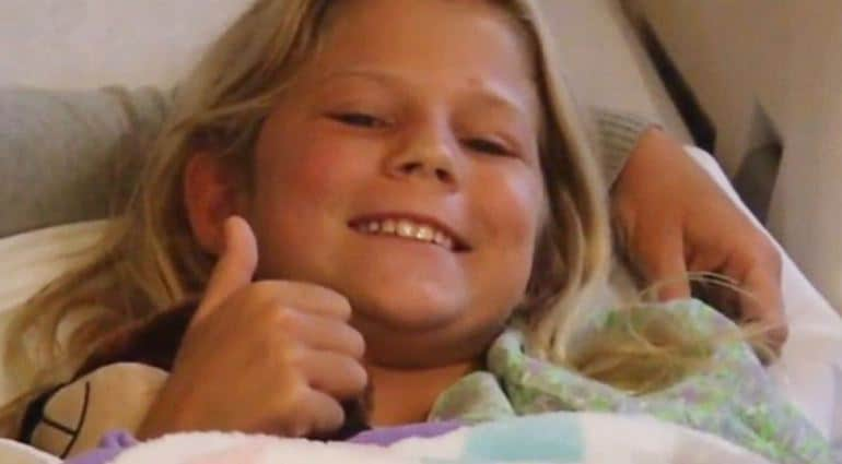 A Ten-Year-Old Got Bitten by a Shark, Then Went Back Into the Water to Save Her Six-Year-Old Friend
