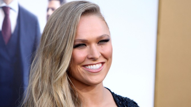 """Road House"" Remake Will Star Ronda Rousey"