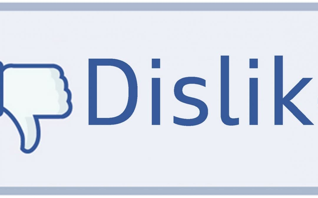 Facebook is Finally Adding a 'Dislike' Button