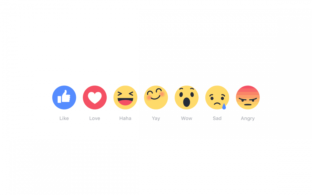 "Facebook Is Testing ""Reaction Emojis"""