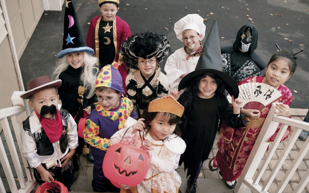 Three Apps to Make Trick-or-Treating Safer