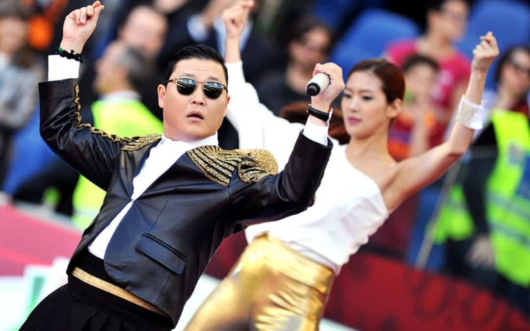 Dancing Gangnam Style Helps You Deal With Pain?
