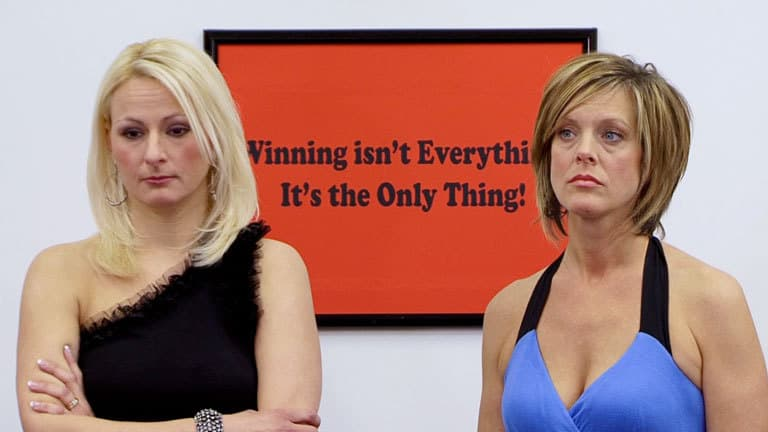 The Ten Signs You're a Competitive Mom