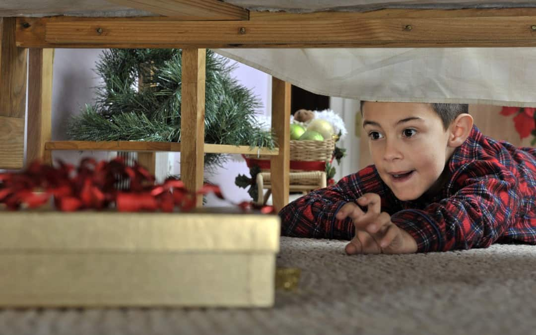 5 Best Places to Hide Your Christmas Presents