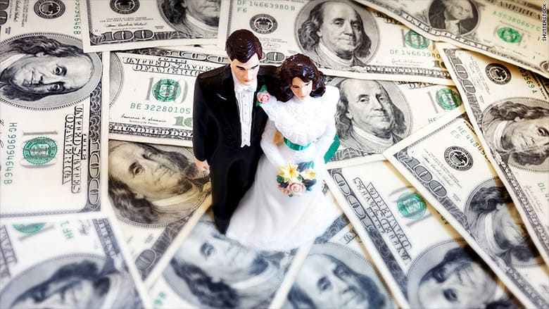 A New Company Will Give You a Loan For Your Wedding . . . and You Only Pay It Back If You Get Divorced