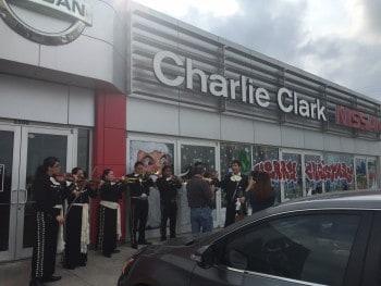 Live at the original Charlie Clark Nissan