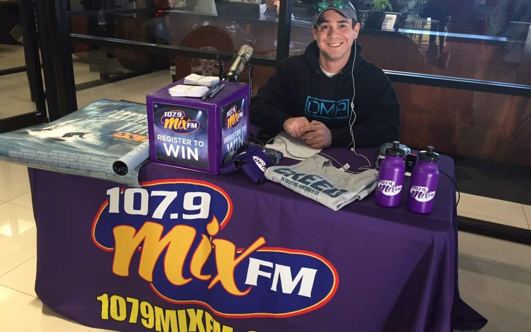 We are live at South Texas Buick GMC for the End Of The Year Sales Blowout!  Stop by for the best deals on new and pre-owned Buicks and GMCs in the RGV. Plus, we've got some cool Mix prizes here at South Texas Buick GMC, not the biggest just the best and 107.9 Mix FM