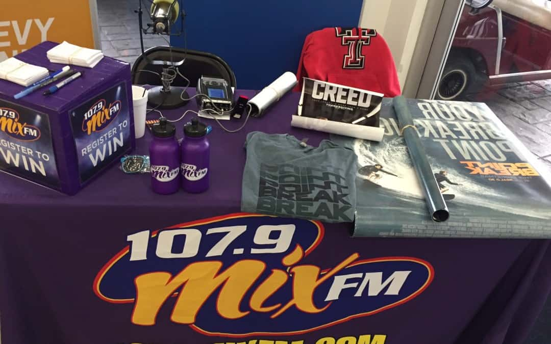 We are live at Bert Ogden Chevrolet in Mission off the Bryan road exit and expressway 83. Stop by for the best deals on all Chevys but you only have to hurry.  These deals won't last long. It's 107.9 Mix FM at Bert Ogden Chevy in Mission Dale Gas!