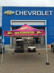 We Are Live At Bert Ogden Chevrolet In Mission Off The Bryan Road Exit And  Expressway