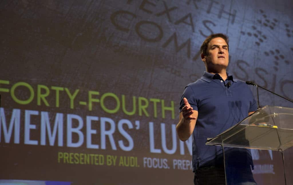 Mark Cuban's Six Pieces of Advice If You Win the Powerball