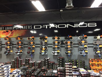 107.9 Mix FM & D-Tronics