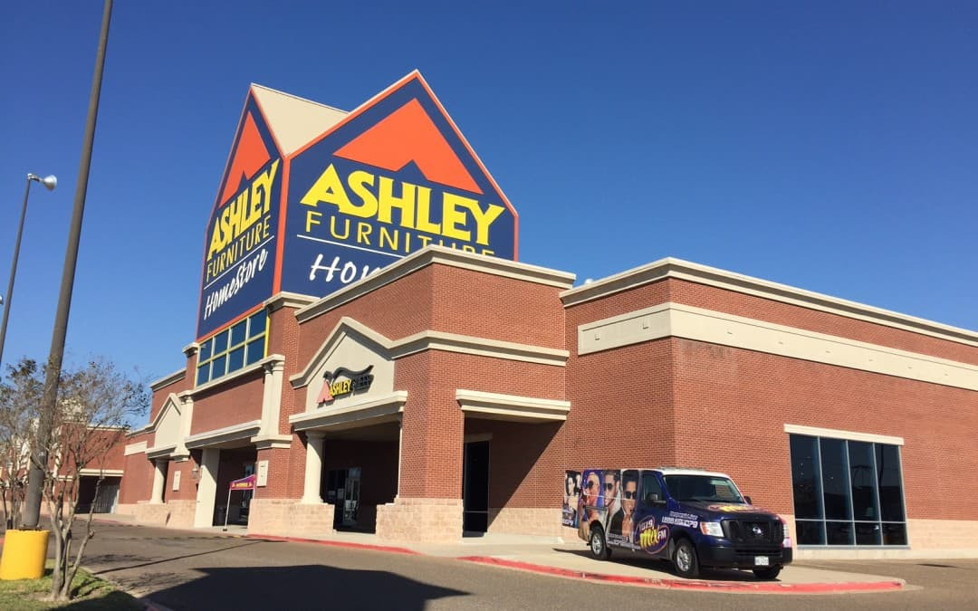Ashley Furniture & 107.9 Mix FM