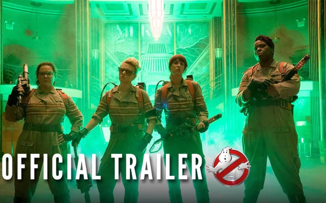 The Ghostbusters Trailer is out! Check out this action-comedy Reboot!