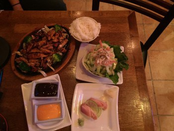 Hime Sushi Bar & Grill