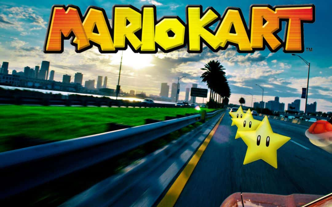 """Mario Kart"" Makes You a Better Driver (Confirmed)"