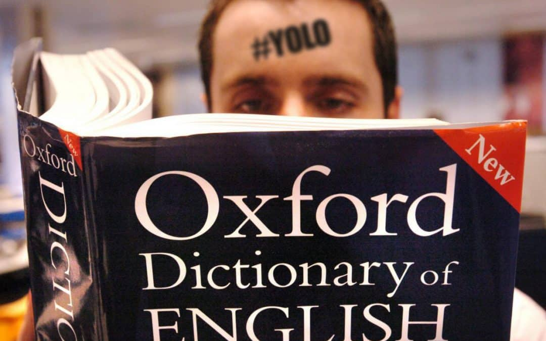 Oxford English Dictionary Is Adding 'Merica, Moobs, and YOLO