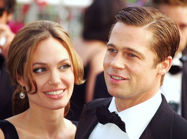 Angelina Jolie and Brad Pitt go to splitsville