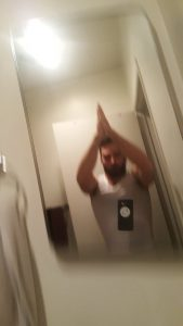 New Social Media Trend: A Selfie Where You're High Fiving Yourself