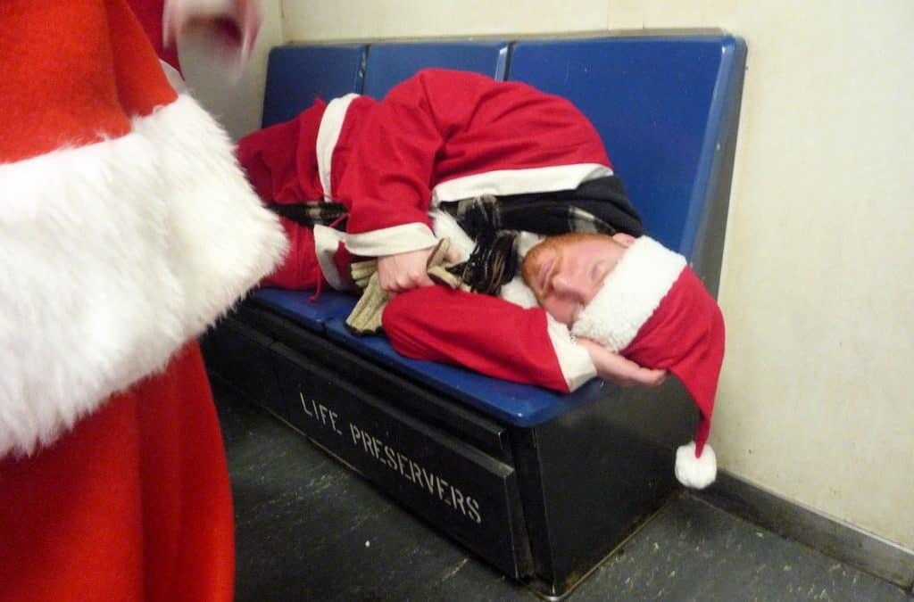 Party… Like a boss! The Eight Most Embarrassing Things Bosses Have Done at Company Holiday Parties