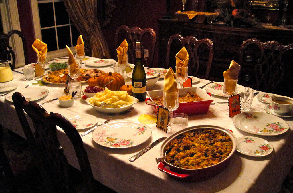 How to Eat as Much as Humanly Possible on Thanksgiving