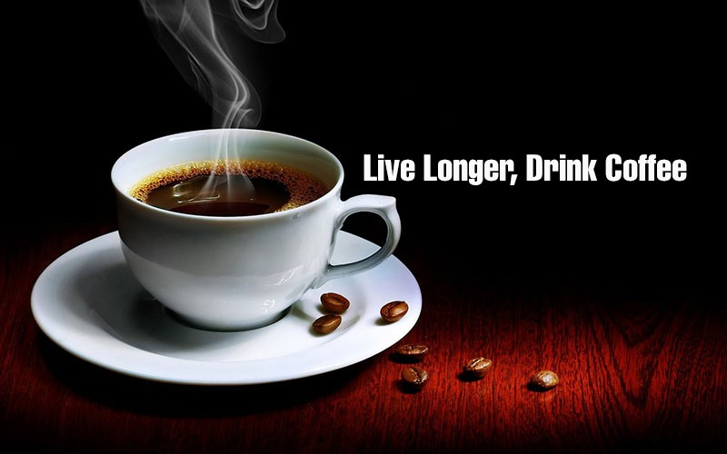 Scientists Have Figured Out Why Drinking Coffee Makes You Live Longer