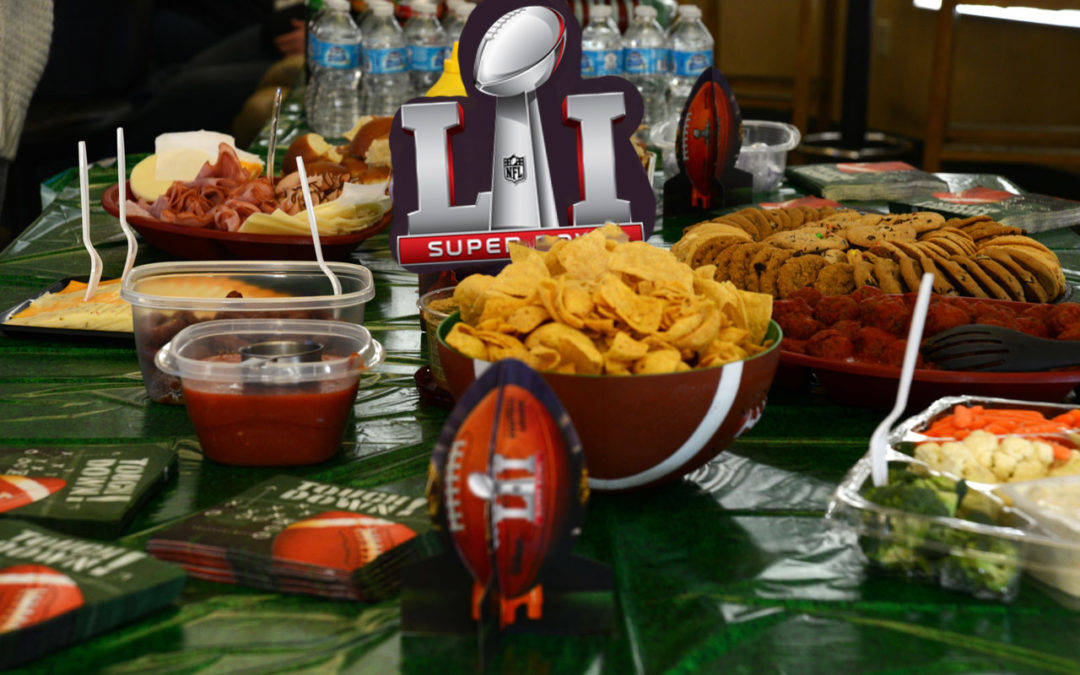 Five Ways to Save Money on Food for Your Super Bowl Party