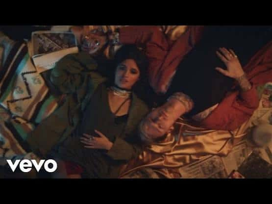 Official Video: Machine Gun Kelly, Camila Cabello – Bad Things