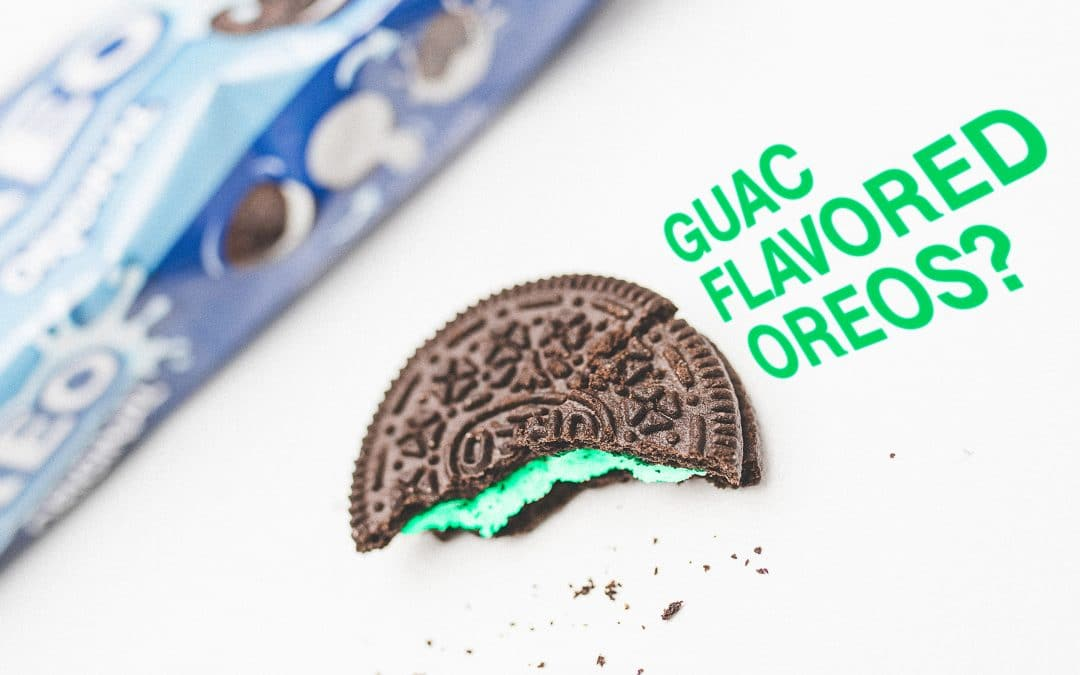 Design the Next Oreo Flavor for 1/2 Million Dollars?
