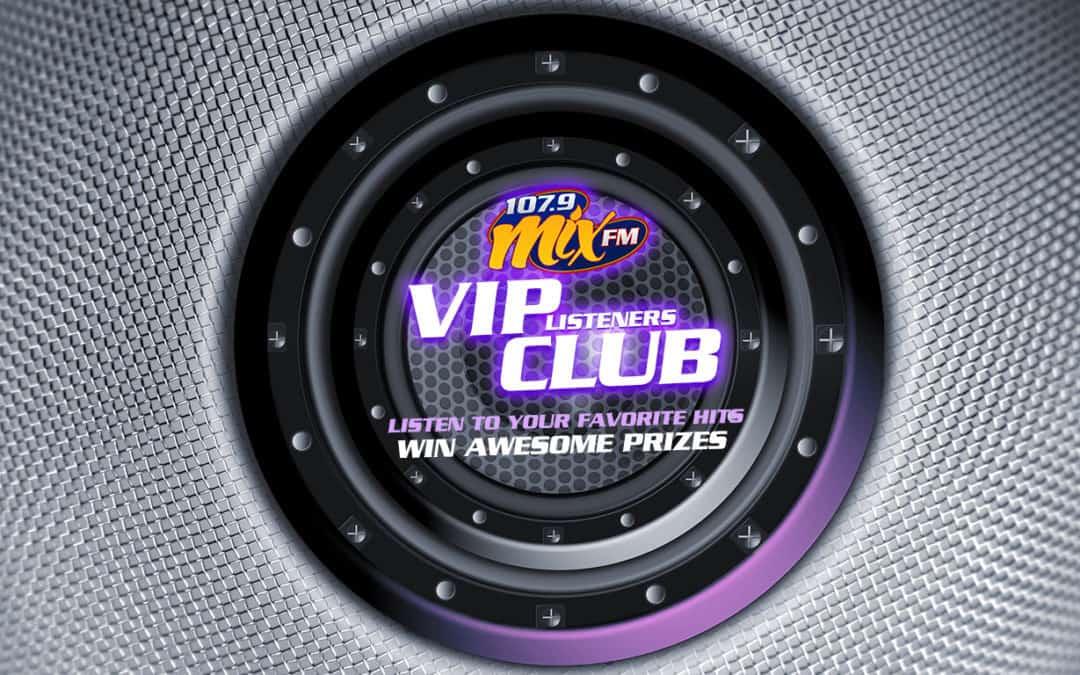 Mix FM VIP Homepage