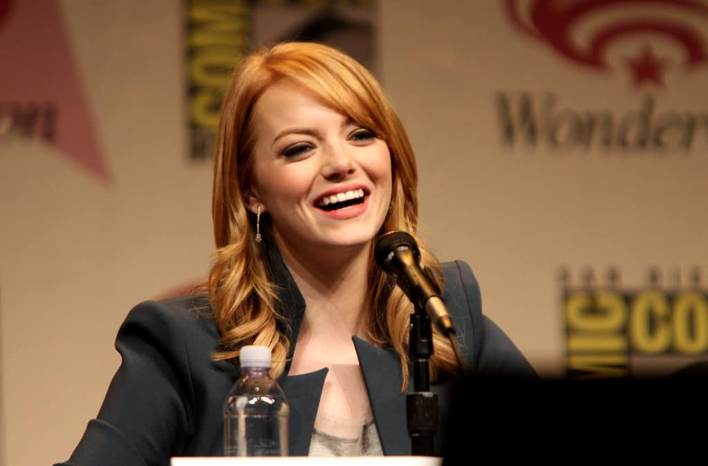 Emma Stone Is the World's Highest Paid Actress