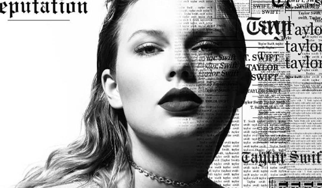 "Taylor Swift's ""Overhauled New Image"" Looks Like Sophisticated Punk"