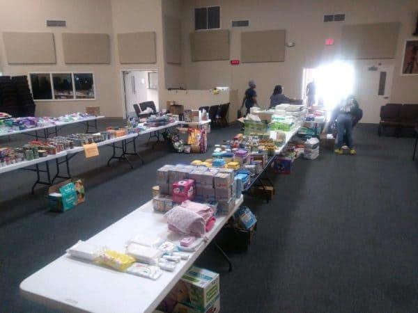 Hurricane Harvey Donations Delivered!