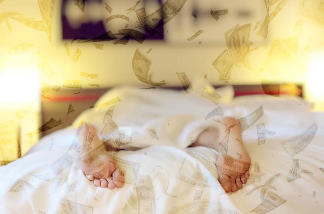 Good Sex and Good Sleep Make You Happier Than Being Rich?