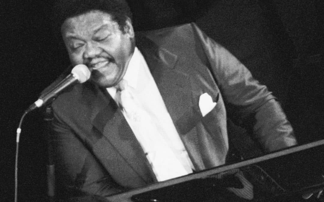 Rock n Roll Legend Fats Domino Has Died