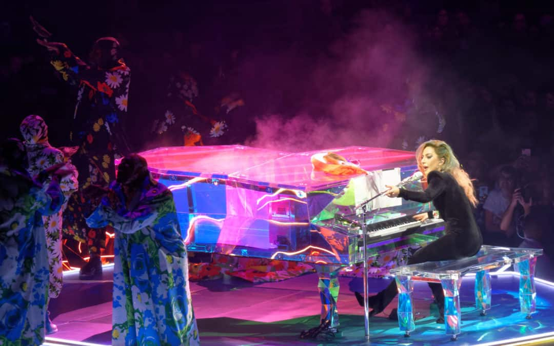 Lady Gaga Stopped a Show for a Fan Who Got Hit in the Face