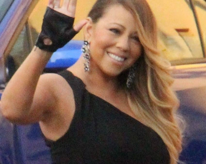 Mariah Carey is Being Accused of Sexual Harassment