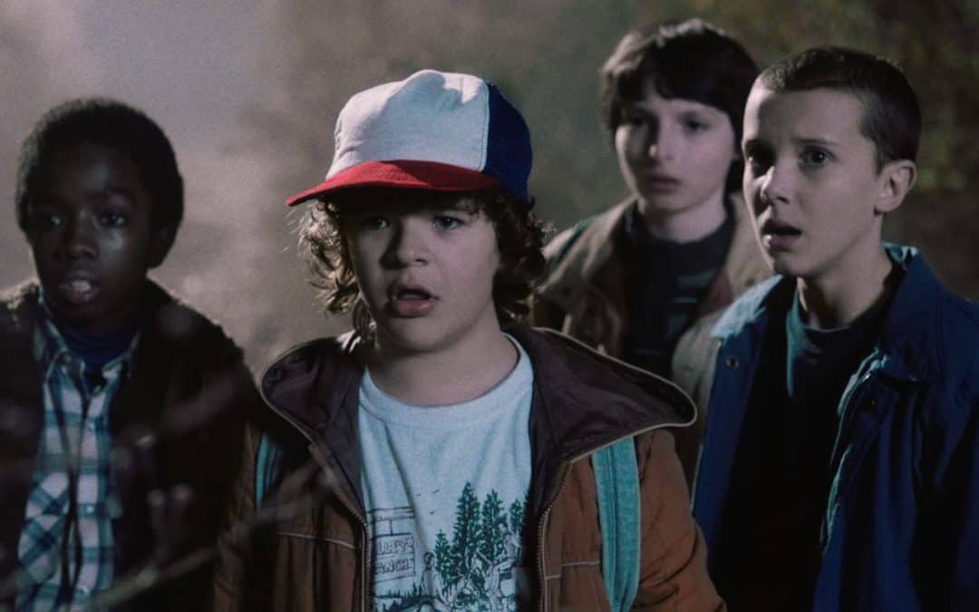 "Guess How Many People Watched the Entire Second Season of ""Stranger Things"" . . . in 24 Hours"