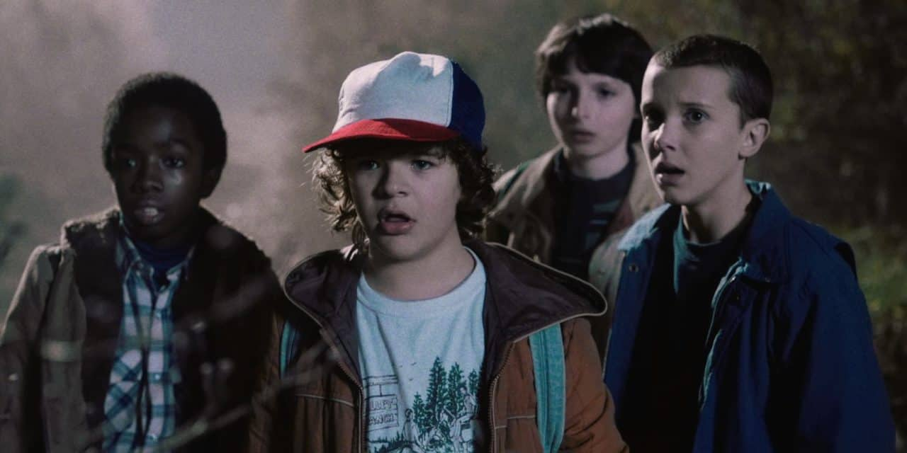 """Guess How Many People Watched the Entire Second Season of """"Stranger Things"""" . . . in 24 Hours"""