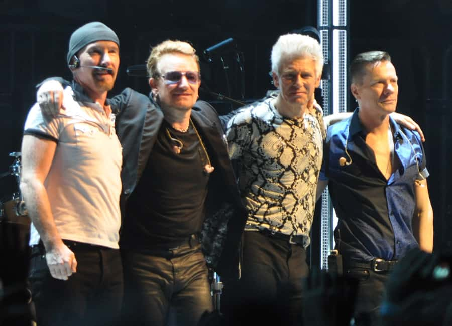 U2 Overtakes Taylor Swift to Nab Their Eighth #1 Album